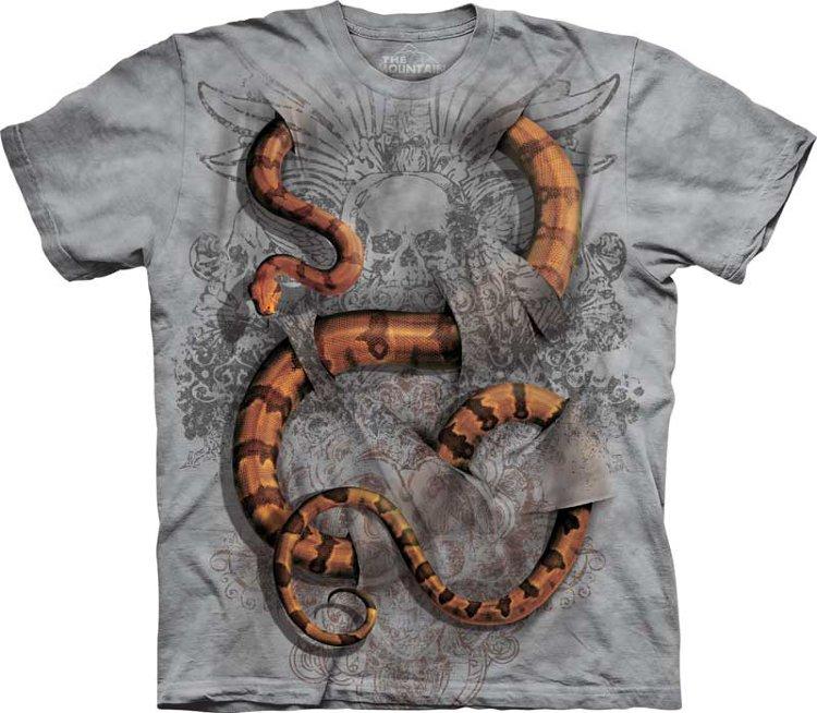 Купить The Mountain Детская футболка Boa Constrictor - Удав обыкновенный