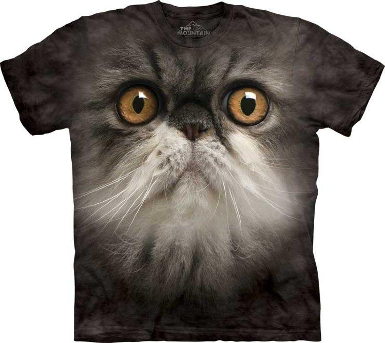 Купить The Mountain Детская футболка Furry Face - Пушистая морда