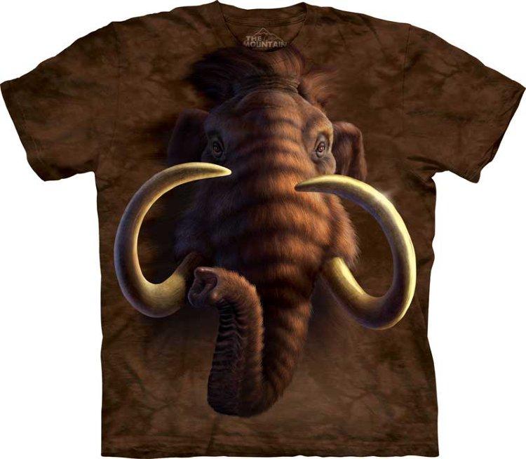 Купить The Mountain Детская футболка Mammoth - Мамонт