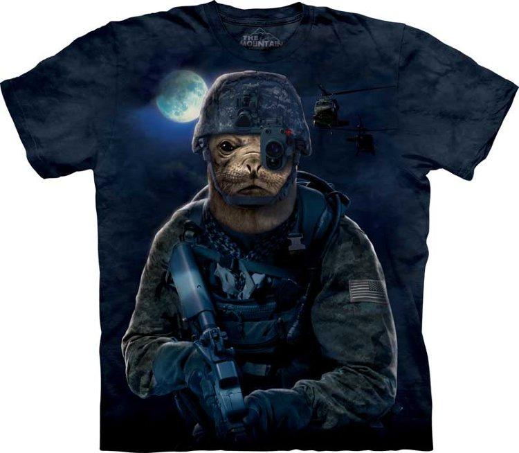 Купить The Mountain Детская футболка Navy Seal - Морской котик