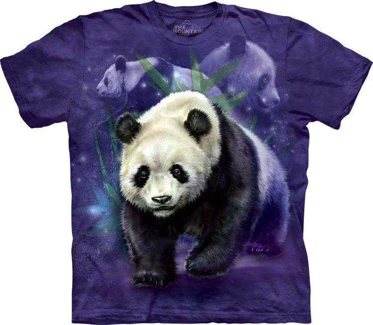 Купить The Mountain Детская футболка Panda Collage - Коллаж из Панд