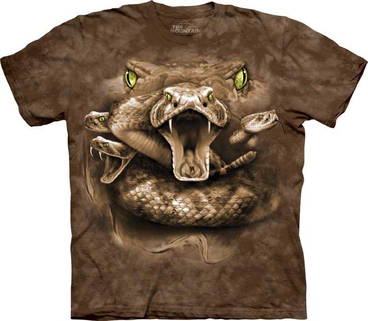Купить The Mountain Детская футболка Snake Moon Eyes - Лунные глаза змеи