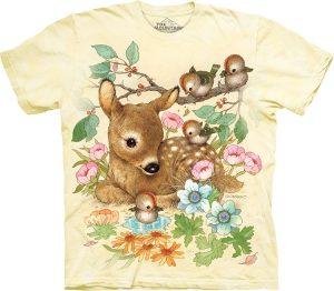 Детская футболка Baby Doe - Маленький олененок