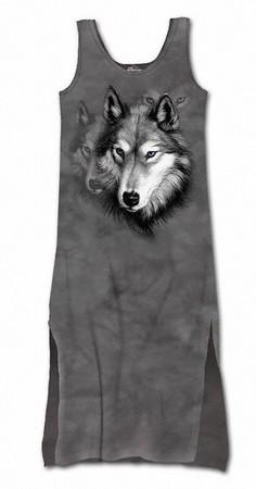 Купить The Mountain Сарафан Wolf Portrait- Портрет волка