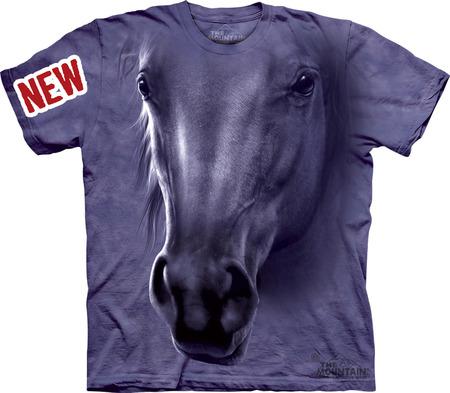 Купить The Mountain Футболка Horse Head - Морда лошади