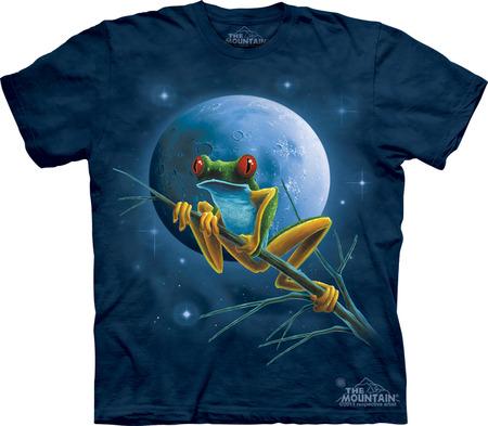 Купить The Mountain Футболка Celestial Frog - Лягушка под луной