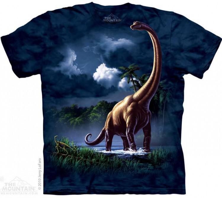 Купить The Mountain Футболка Brachiosaurus - Брахиозавр