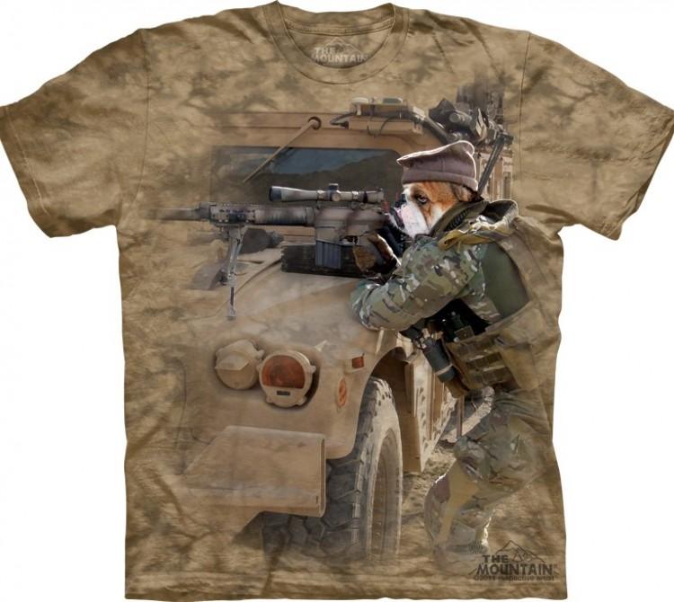 Купить The Mountain Футболка JTAC Sniper - Снайпер