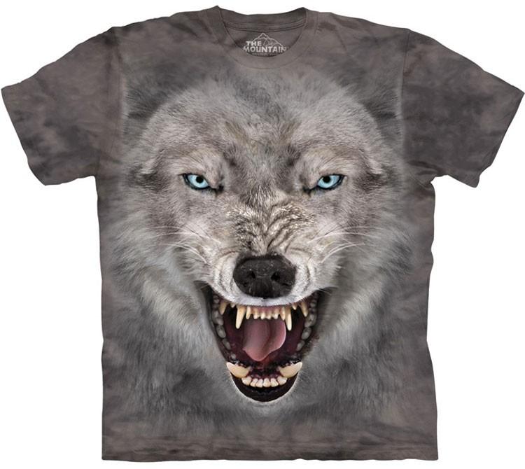 Купить The Mountain Футболка Terror Wolf - Ужасный волк
