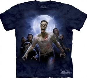 Футболка Zombie Horde - Орда зомби
