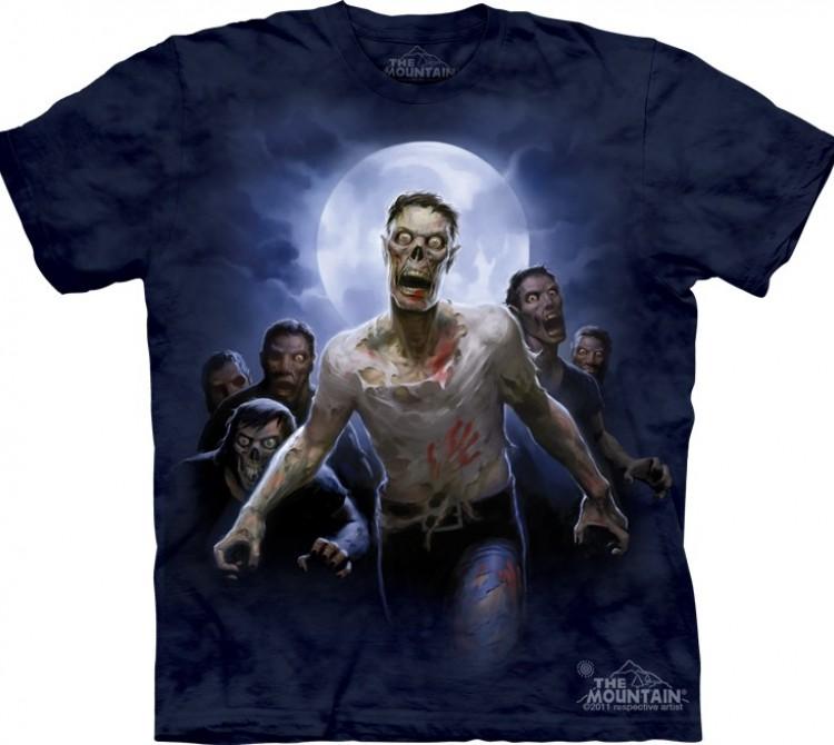 Купить The Mountain Футболка Zombie Horde - Орда зомби