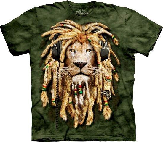 Купить The Mountain Детская футболка DJ JAHMAN - Диджей Джаман