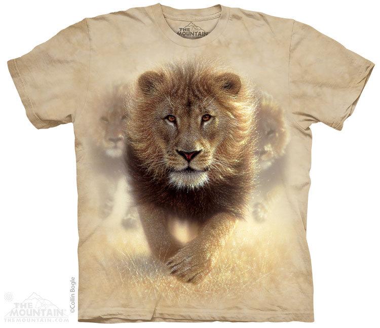 Купить The Mountain Детская футболка Eat My Dust - Глотай мою пыль
