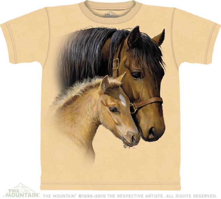 Купить The Mountain Детская футболка Gentle Touch - Нежное прикосновение