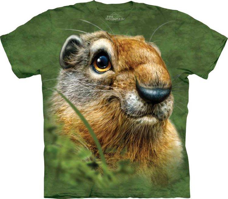 Купить The Mountain Детская футболка Ground Squirrel - Суслик