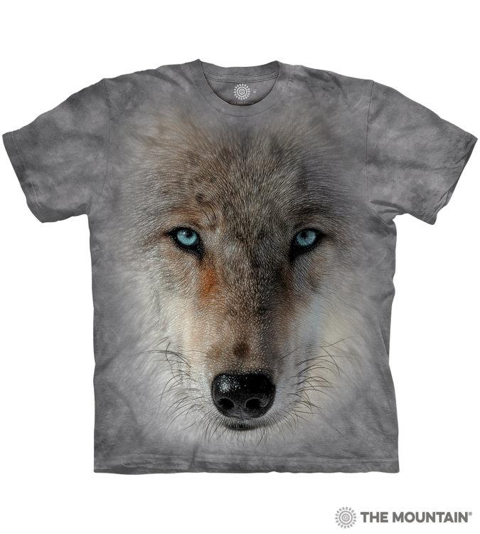 Купить The Mountain Футболка Inner Wolf Pack - Волчья стая внутри
