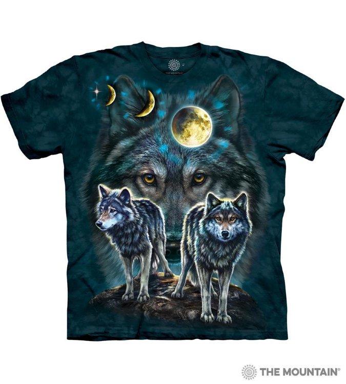 Купить The Mountain Футболка NorthStar Wolves - Северные волки