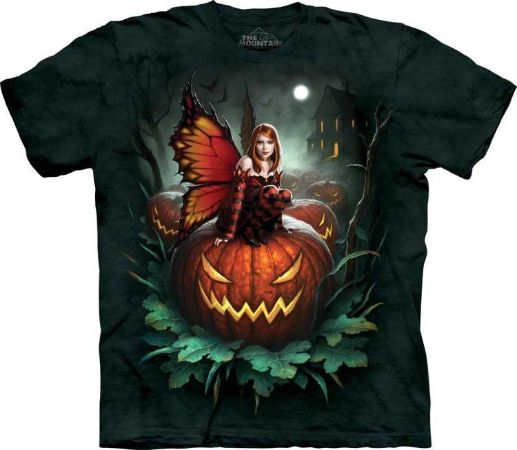 Купить The Mountain Футболка Pumpkin Fairy - Тыквенная фея