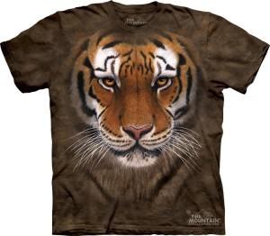 Купить The Mountain Футболка Tiger Warrior - Тигр воин