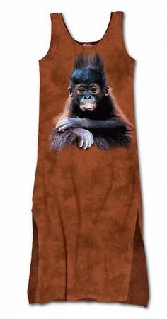 Купить The Mountain Сарафан Orangutan Baby - Детеныш орангутана