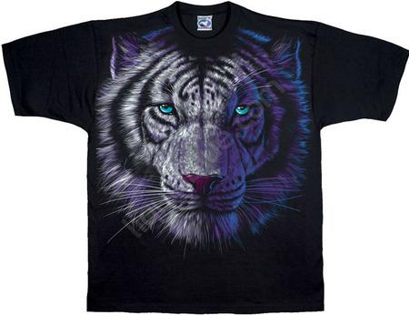 Купить Liquid Blue Футболка White tiger - Белый тигр (двухсторонняя)