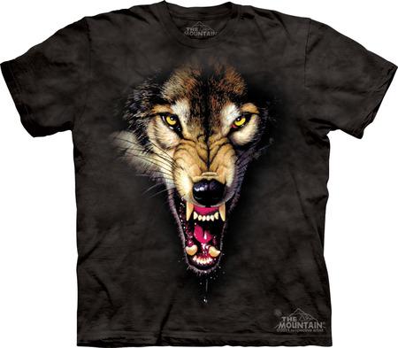 Купить The Mountain Футболка The Hunter - Волк охотник