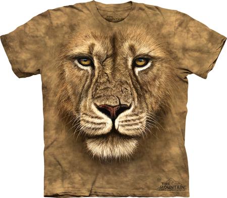 Купить The Mountain Футболка Lion Warrior - Лев воин
