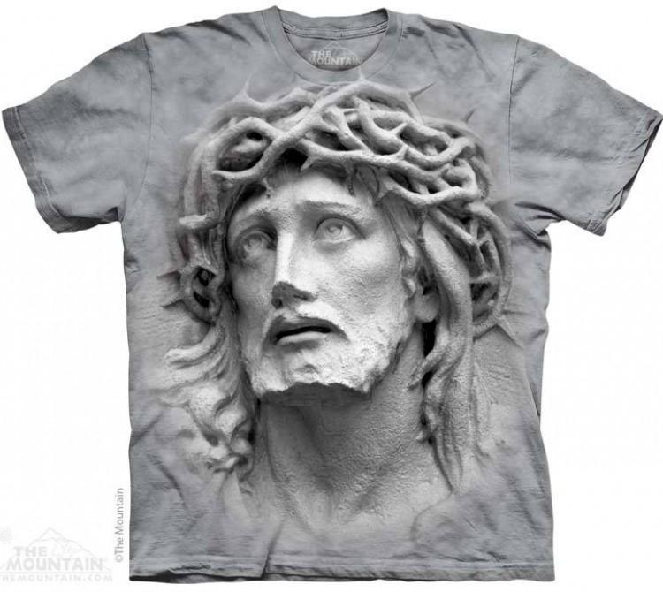 Купить The Mountain Футболка Crown of Thorns - Иисус Христос в терновом венце