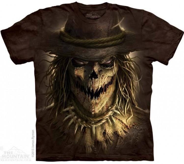 Купить The Mountain Футболка Scarecrow - Чучело